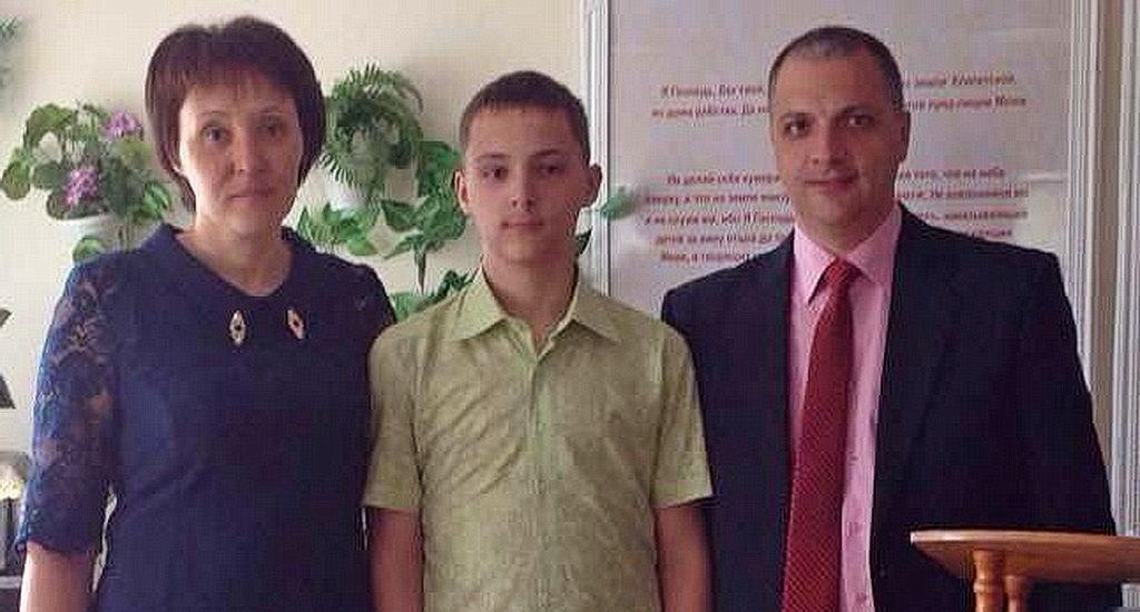 Руслан и Елена Симоненко