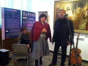 Бэлла Ващинина и Сергей Молчанов