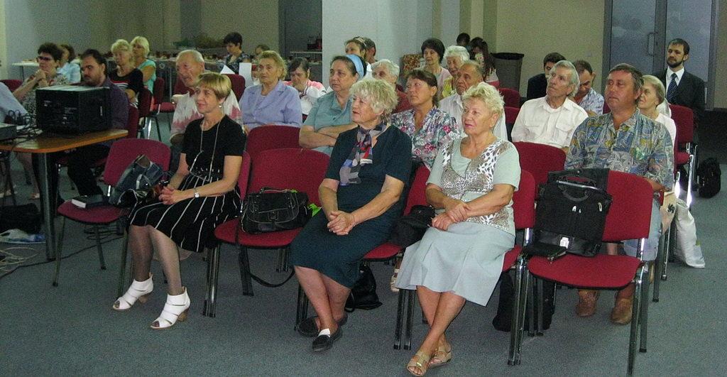 Первый Праздник Урожая на новом месте провела пятая Запорожская церковь