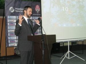 Пастор Александр Степанюк