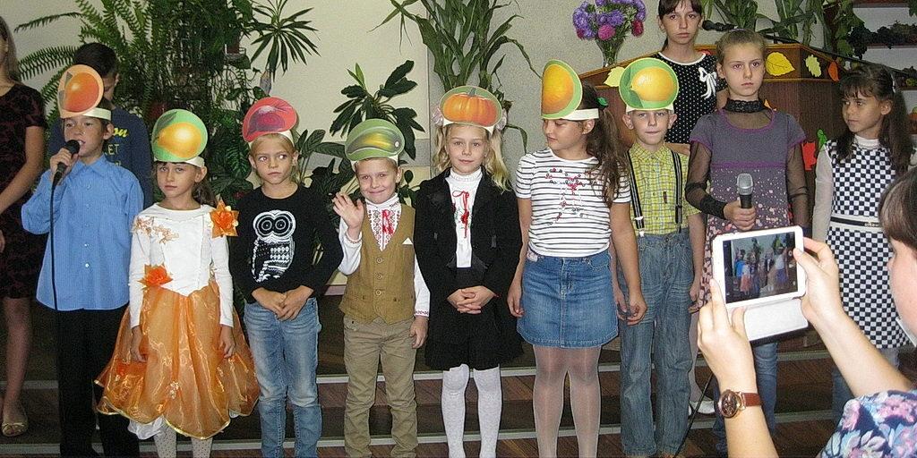 Старейшая Запорожская церковь провела праздник Урожая