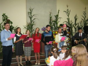 Молодёжный хор