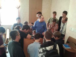 На вопросы отвечает Александр Лупулышен