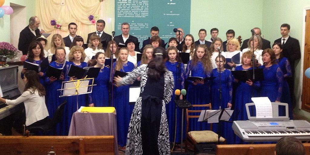 25 лет исполнилось второй Харьковской церкви