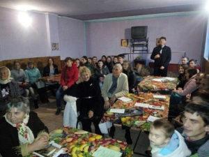 Студенты Школы Молодёжных Лидеров приезжали на экскурсию в дом инвалидов