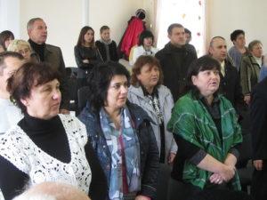 Участники служения