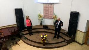 Проповедует Павел Шимек