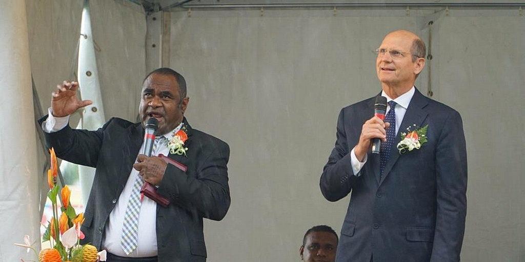 10 000 человек собрались на Фиджи, чтобы послушать президента адвентистской церкви