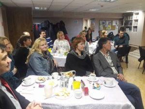 О стереотипах семейной жизни говорили на встрече семейного клуба в четвертой общине Днепра
