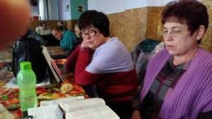 Посещение христианского дома милосердия в Горянивке для членов церкви Днепр-3 всегда праздник