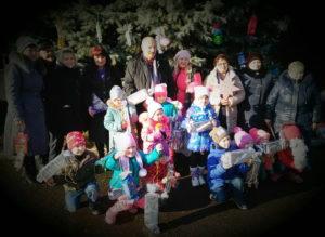 Дети и Следопыты Софиевки старались подарить радость землякам