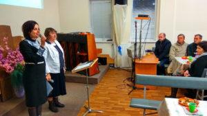 Ирина Исакова и Татьяна Гунько - ведущие программы