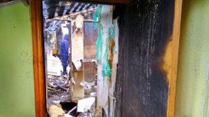 Квартира семьи Вистратенко