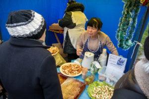 Рождественскую благотворительную ярмарку провели христиане Мелитополя