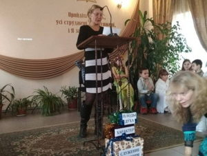 Дети Обуховской общины призывали принести подарки Иисусу