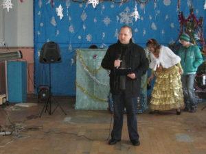 """Мелитопольские адвентисты провели программу """"Дорогою добра"""" в поселке Заречном"""