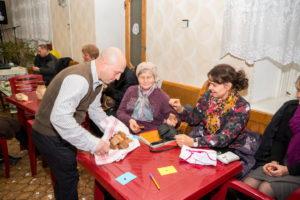 Новогоднюю встречу для друзей церкви организовала Мелитопольская община