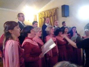 О надежде на евангельских встречах узнали жители Обуховки