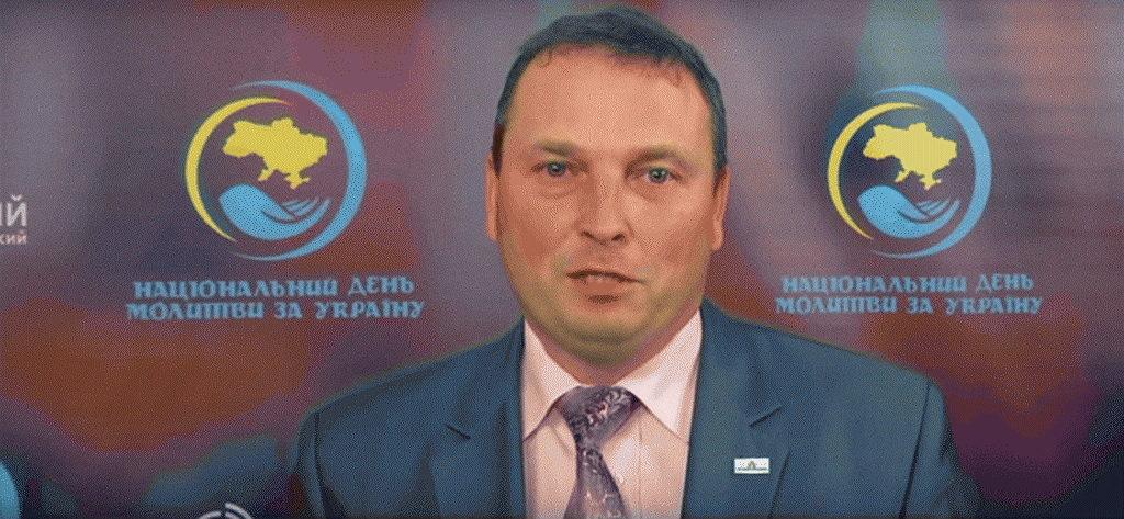 Руководители церкви в Украине посетили Горяновский дом милосердия