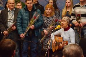 Поет Татьяна Кияшко
