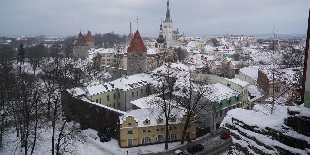 Таллинн, древний город, наполненный историческими церквями, в ближайшие два года примет новые идеи адвентистской церкви. [Фото: Новости Транс-европейского дивизиона]