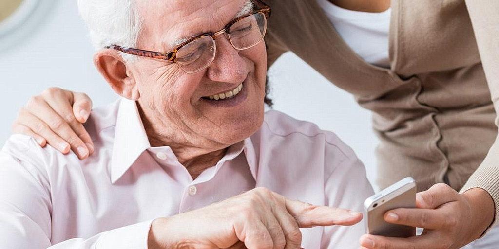 Новый цифровой ресурс занимается заботой о пожилых членах семьи
