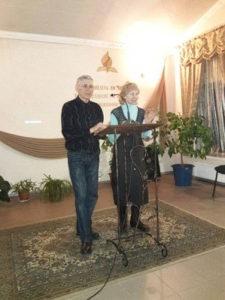 В молитвенном доме поселка Обуховка проходила программа «Что посеешь, то и пожнёшь»