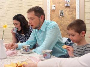 Семейная программа в Харькове