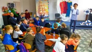 В Криворожском духовном центре состоялась библейская викторина для детей и подростков
