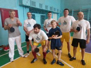 В Днепре состоялся молодежный евангельский теннисный турнир