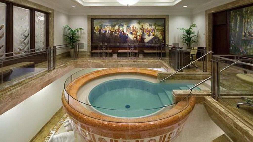 Бассейн для крещения