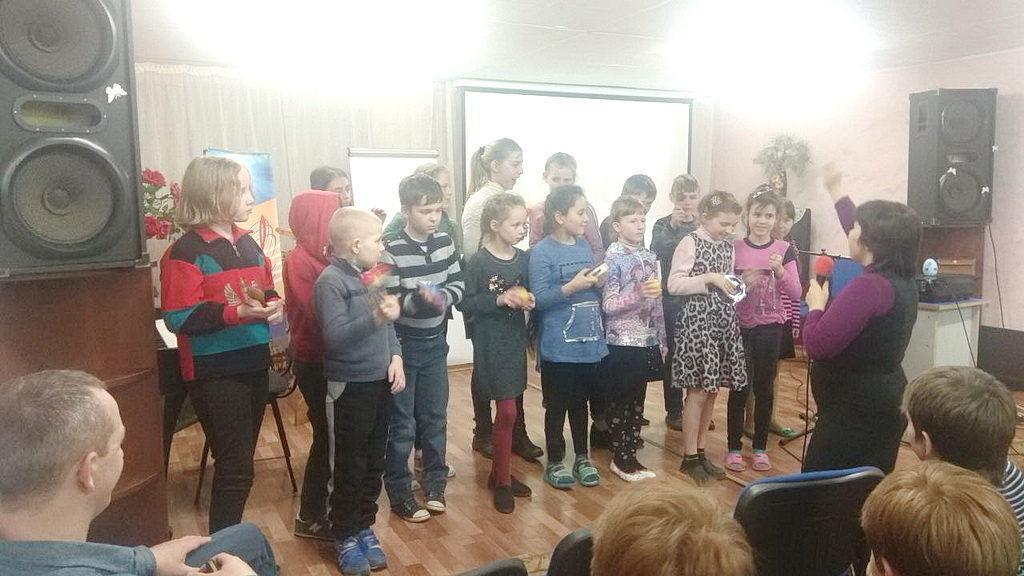В Учебно-Воспитательном комплексе «Гармония» прошла музыкальная полевая школа для детей и подростков под названием Intermedia