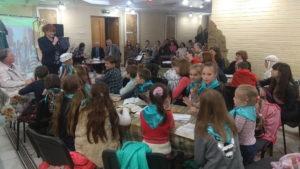 Дети и подростки Восточно-Днепровской конференции проверили свое знание Библии