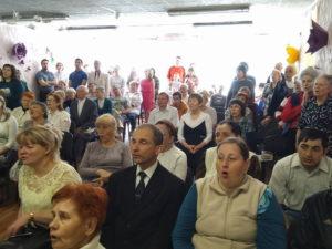 115 человек на Полевой Школе почувствовали себя особенным народом