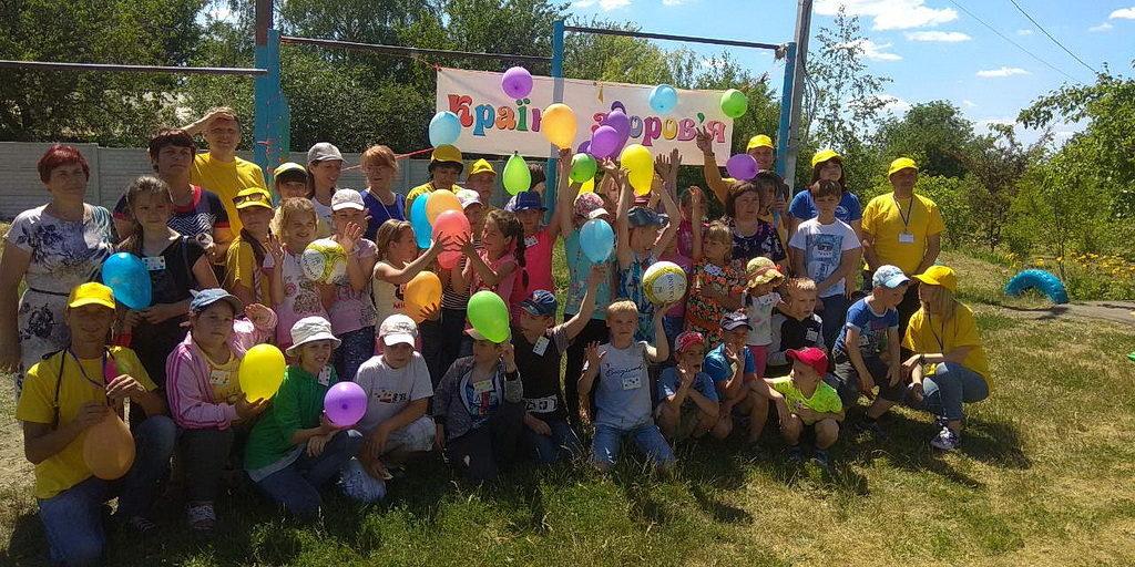 Адвентиська команда навчала школярів правилам здоров'я