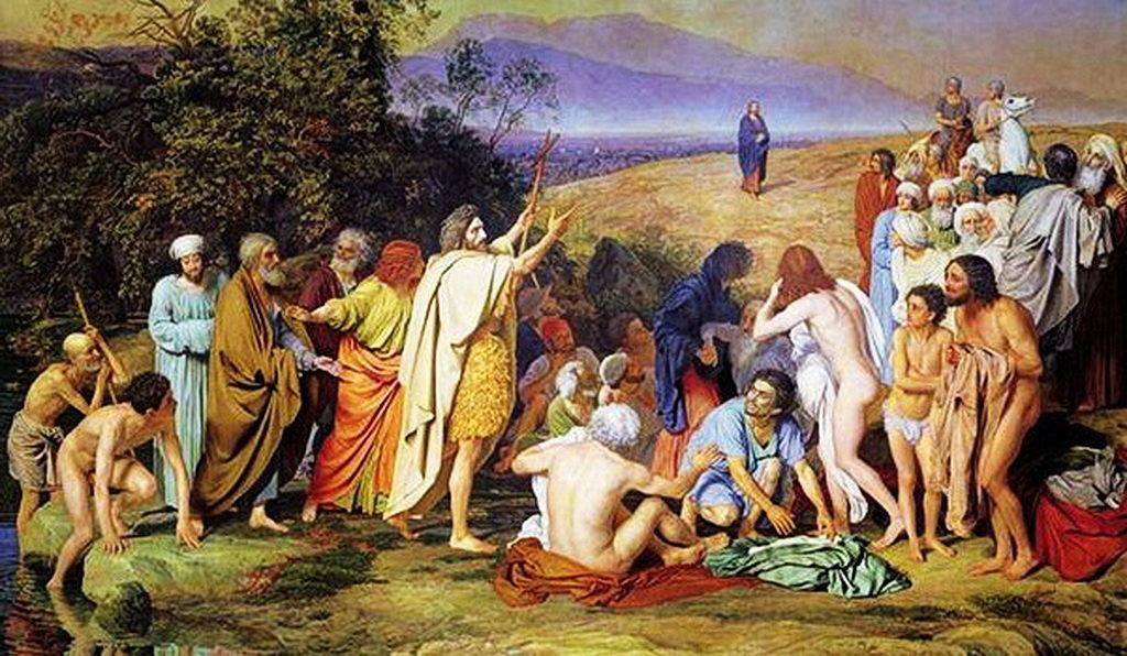 Явление Христа народу - А.Иванов