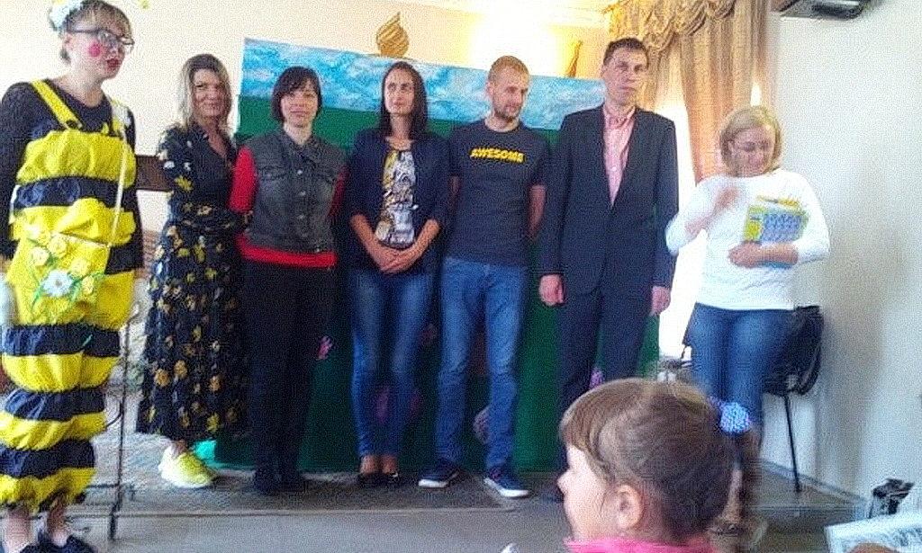 Христианский кукольный театр приехал в гости к Обуховской церкви