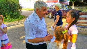 Криворожане провели провели профилактическую программу в своем городе