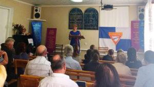 В церкви города Мерефа открыт клуб следопытов