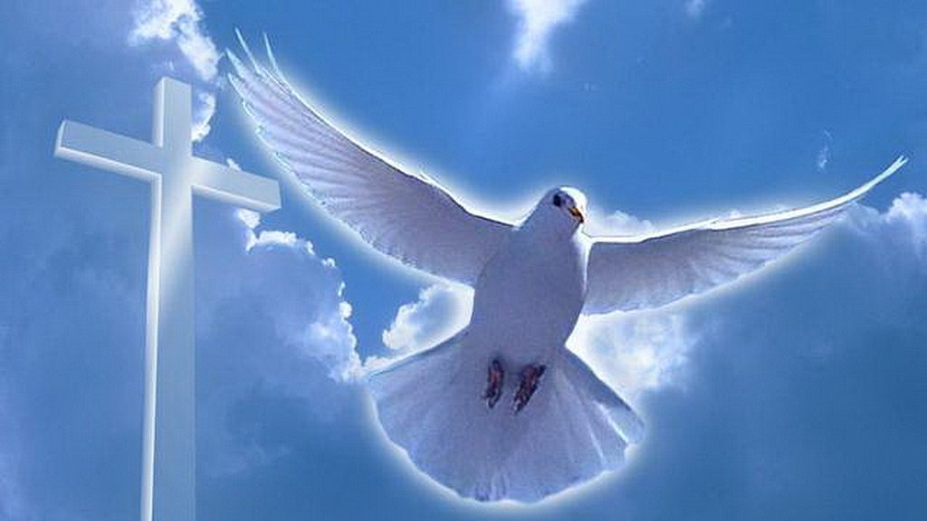 Обращение, дар Духа Святого и Новый Завет