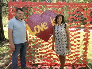 Шествие счастливых семей и Фестиваль Семьи прошли в городе Днепре