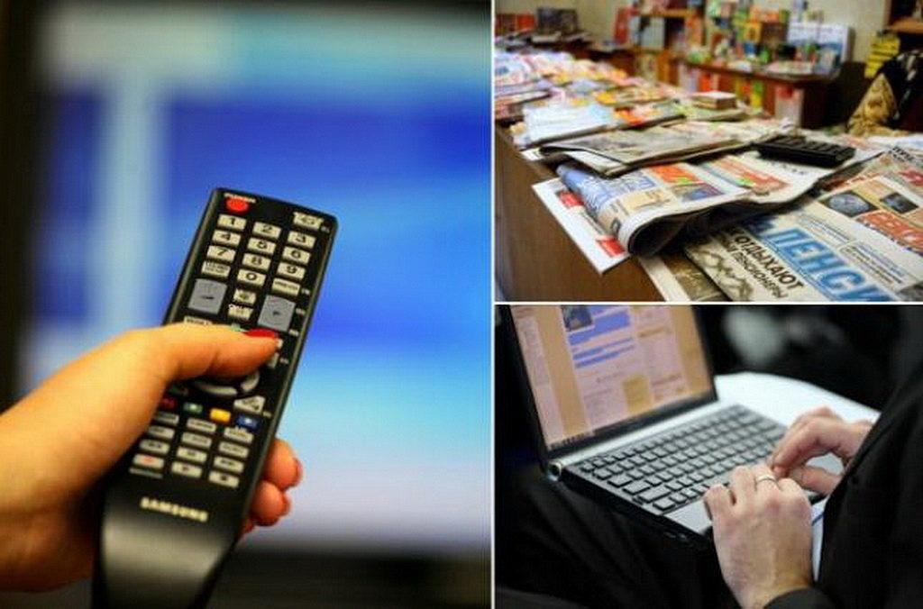 Интернет догоняет по популярности телевидение в Украине