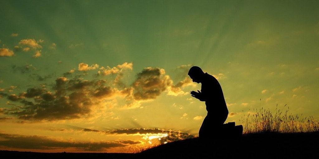 Положення тіла під час молитви