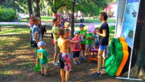 74 ребенка приняли участие в программе «Краіна здоров'я» в Кривом Роге