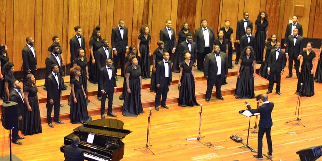 Хор Университета Оквуд победил на Всемирных хоровых состязаниях
