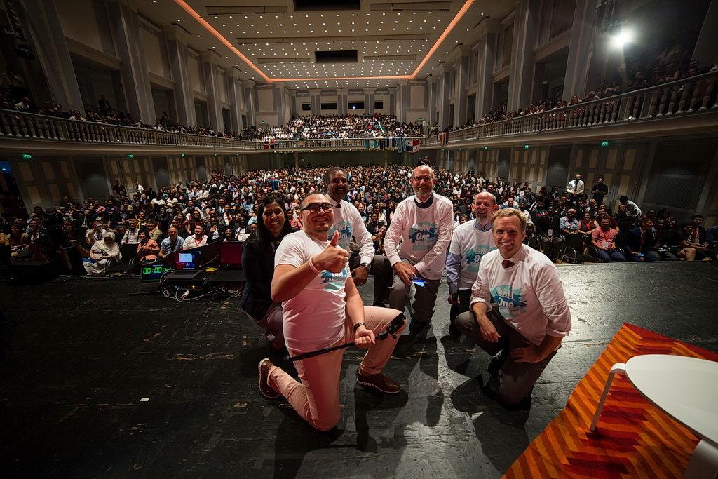Всемирный конгресс молодежных лидеров, Кассель, Германия. пятый день. 3 августа 2018 года
