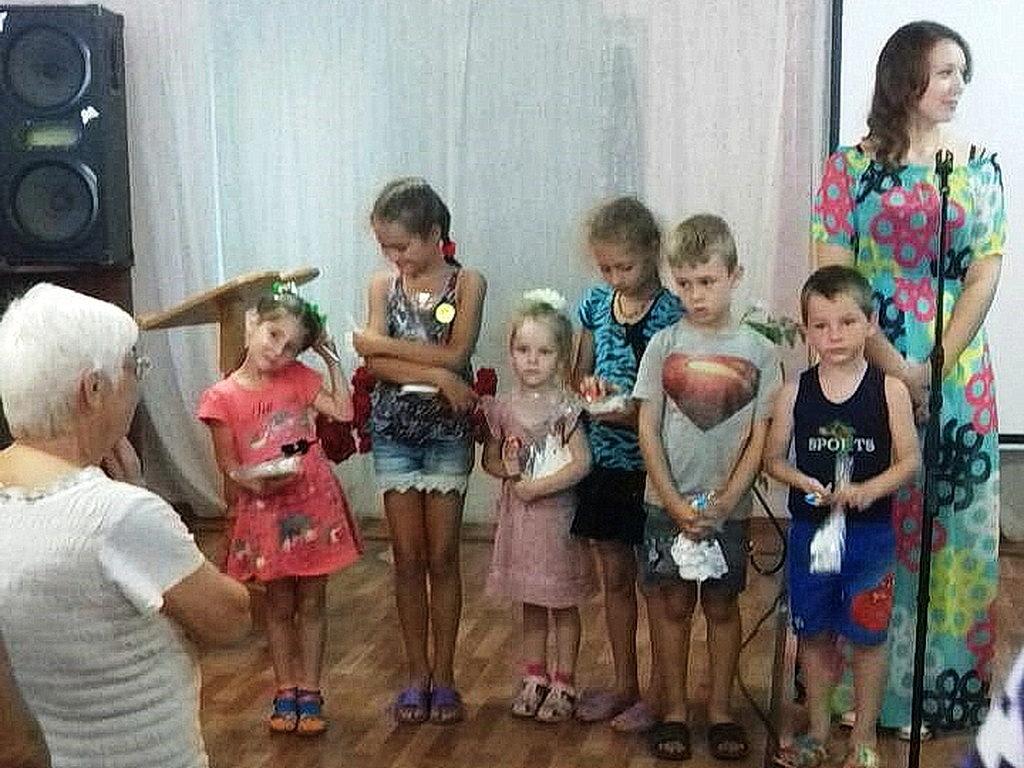 Участники полевой школы убедились, что притчи Христа актуальны и сегодня