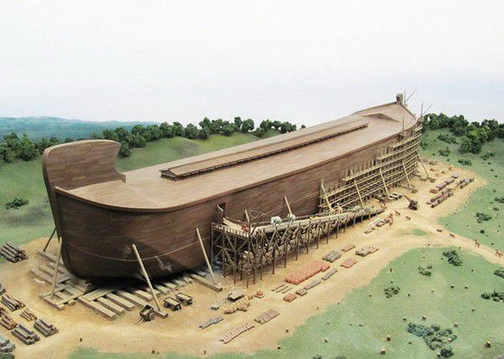 Что говорит библейская наука о Ноевом ковчеге