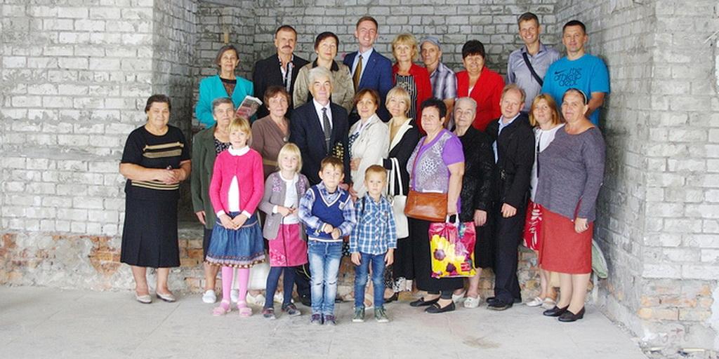У Церкви АСД в городе Энергодар появился молитвенный дом