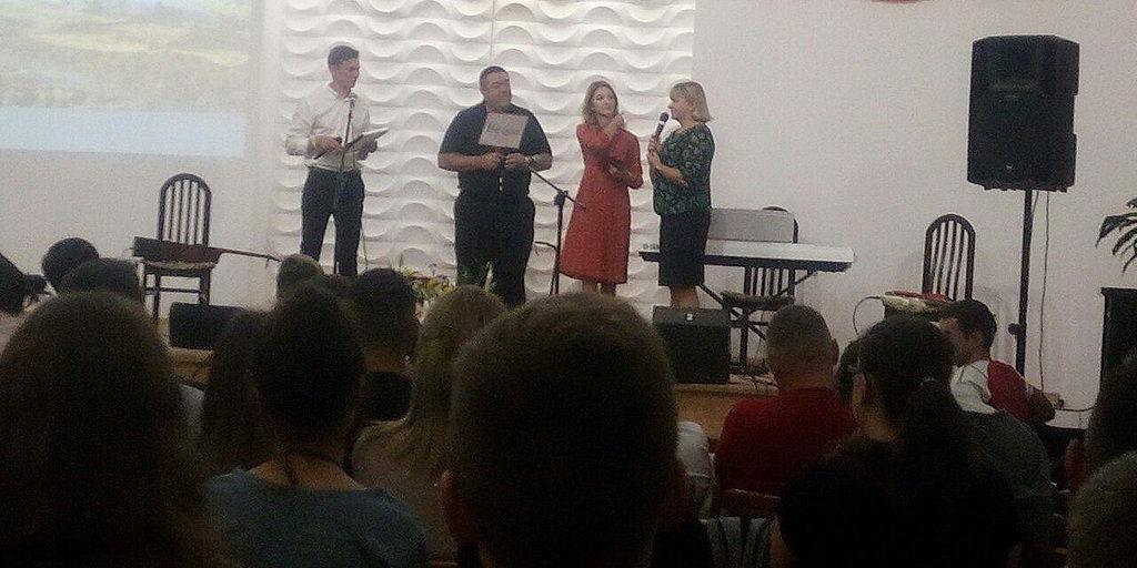 """Второй христианский молодежный конгресс """"Живи Христом"""" прошел в Варшаве"""